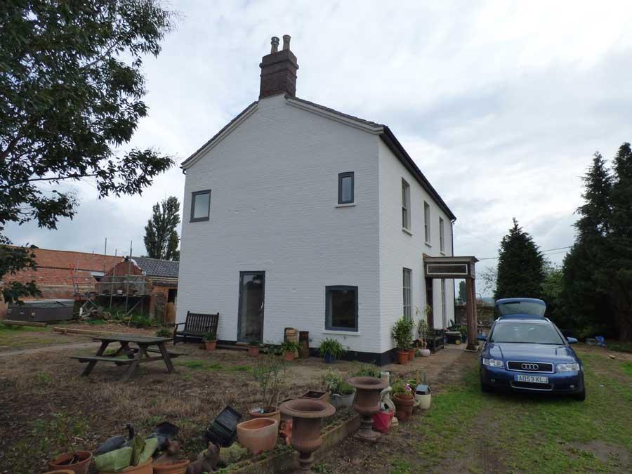 Broad Hall Farm House