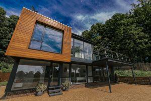 Aluminium Timber Composite Windows Doors Norfolk