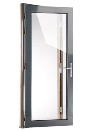 Aluminium Open Out Access/ Emergency Exit Doors