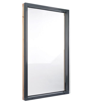 Aluminium Fixed Light Windows