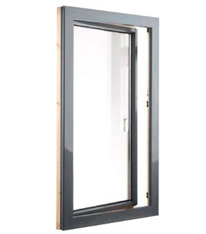 Side Hung Open In Windows