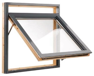 Top Hung Projecting Open-Out Windows