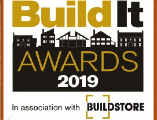 SCANDINAVIAN WESTCOAST WINDOWS ARE SHORTLISTED IN THE BEST WINDOWS CATEGORY IN THE BUILD IT AWARDS 2019
