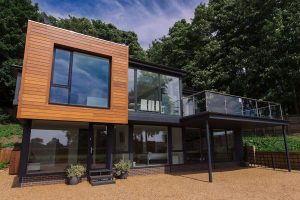 Aluminium Timber Composite Windows Doors Norfolk