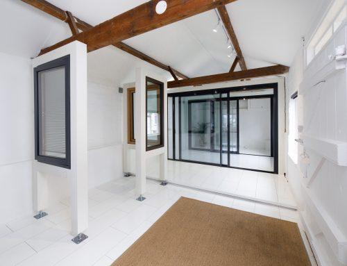 Composite Aluminium Timber Windows and Doors Showroom!
